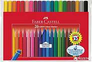 Cover of Faber-Castell Grip Markers 20 Pack
