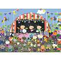 Cover of Peppa Pig Family Celebrations Giant Floor Puzzle 24pc