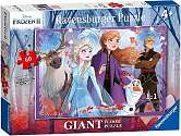 Cover of Frozen 2 - Giant Floor Puzzle 60pc