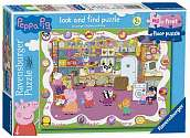 Cover of Peppa Pig My First Floor Puzzle, 16pc