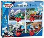 Cover of Thomas & Friends Big World Adventures 4 in a Box