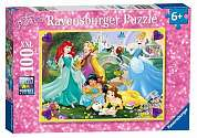 Cover of Disney Princess Collection XXL 100pc