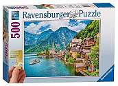 Cover of Hallstadt, Austria Extra Large 500 piece Puzzle