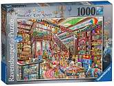 Cover of The Fantasy Toy Shop 1000 piece puzzle