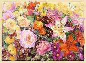 Cover of The Cottage Garden No 3, Autumn, 500pc
