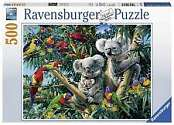 Cover of Koalas in a Tree 500 piece puzzle