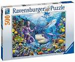 Cover of King of the Sea 500 piece Puzzle