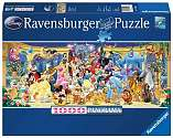 Cover of Disney Group Photo 1000 Piece Puzzle