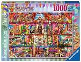Cover of The Greatest Show on Earth 1000 piece puzzle