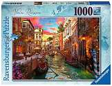 Cover of Venice Romance 1000 piece puzzle