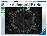 Cover of Map of the Universe 1500 piece puzzle