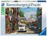 Cover of Idyllic South of France 1500 piece puzzle