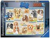 Cover of Dutiful Dogs, 1000pc