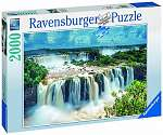 Cover of Waterfall 2000 piece puzzle