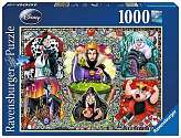Cover of Disney Wicked Women 1000 piece puzzle