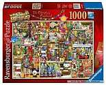 Cover of The Christmas Cupboard, Colin Thompson, 1000pc
