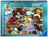 Cover of Perplexing Puzzles No 7, Cooking up a Feast, 1000pc Jigsaw
