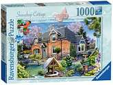Cover of Country Cottage Collection - Snowdrop Cottage, 1000pc