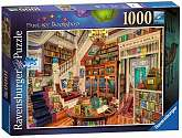 Cover of The Fantasy Bookshop 1000 piece puzzle