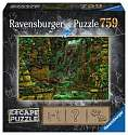 Cover of Escape Puzzle - Temple 759 piece puzzle