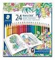 Cover of Noris Club 24 Colouring Pencils