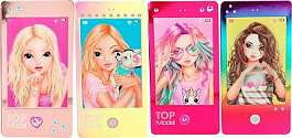 Cover of Top Model Mobile Notebook