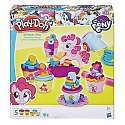 Cover of Play-doh My Little Pony Pinkie Pie Cupcake Party