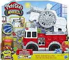 Cover of Playdoh Fire Truck