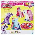 Cover of Play-Doh Make'n'Style Ponies