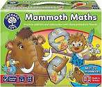 Cover of Mammoth Maths