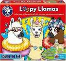 Cover of Loopy Llamas