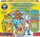 Cover of Times Tables Heroes