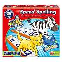 Cover of Speed Spelling