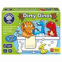 Cover of Dirty Dinos