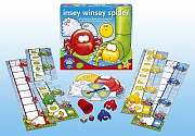 Cover of Insey Winsey Spider