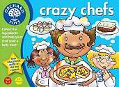 Cover of Crazy Chef