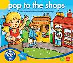 Cover of Pop to the Shops - International Edition