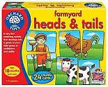 Cover of Farmyard Heads & Tails