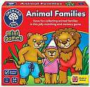 Cover of Animal Families Mini Game