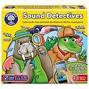 Cover of Sound Detectives