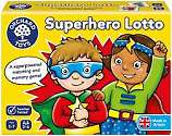 Cover of Superhero Lotto