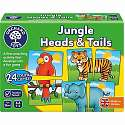 Cover of Jungle Heads & Tails