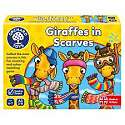 Cover of Giraffes in Scarves
