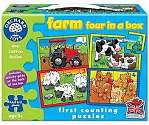 Cover of Farm Four in a Box