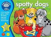 Cover of Spotty Dogs