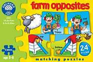 Cover of Farm Opposites