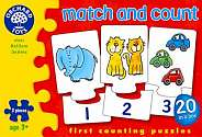 Cover of Match and Count