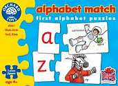 Cover of Alphabet Match