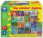 Cover of Big Number puzzle