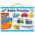Cover of Baby Puzzles : Transport